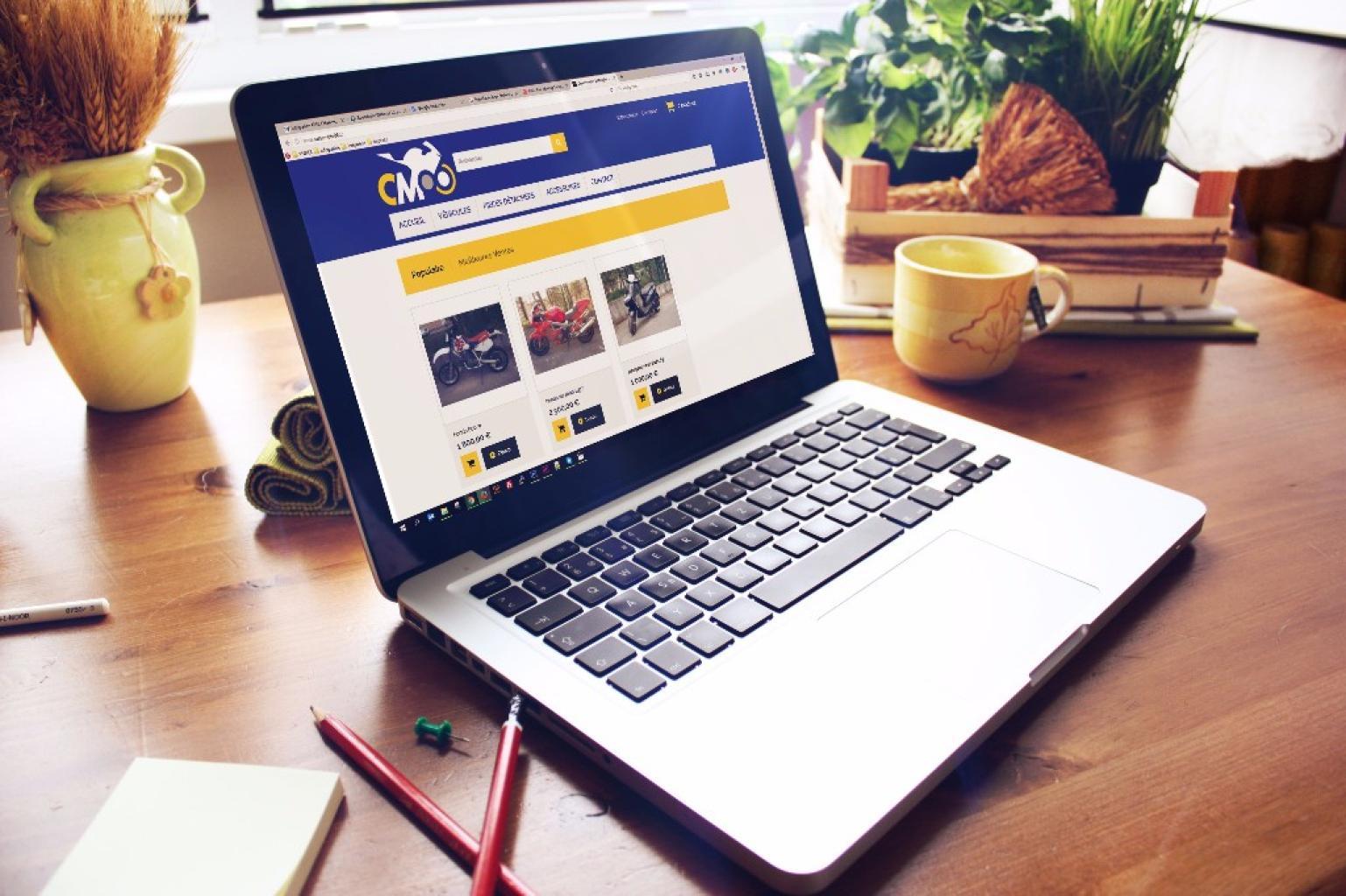 cr ation boutique en ligne pour casse moto 06 mouans sartoux vn web. Black Bedroom Furniture Sets. Home Design Ideas