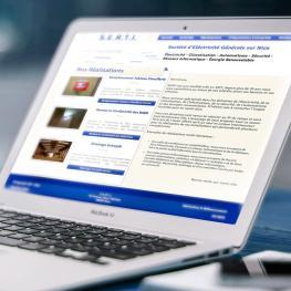 Serti site internet lectricien nice vn web - Electricien a nice ...